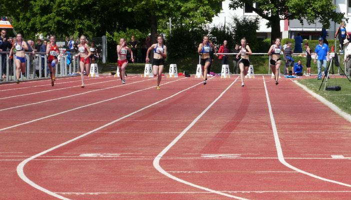 Viola - 100m Sprint