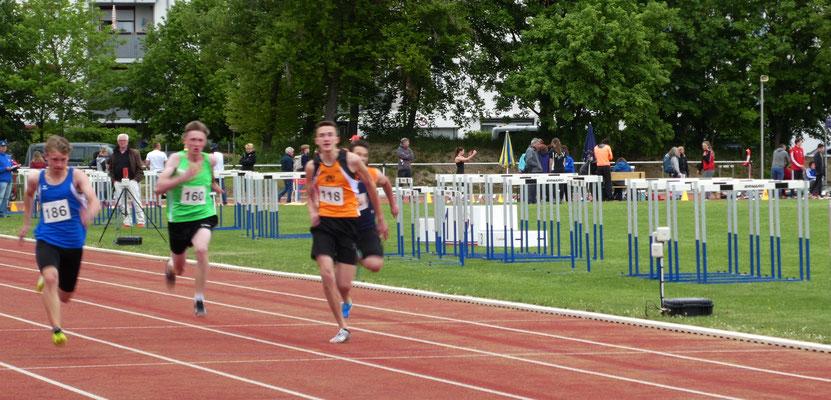 Dominik - 100m
