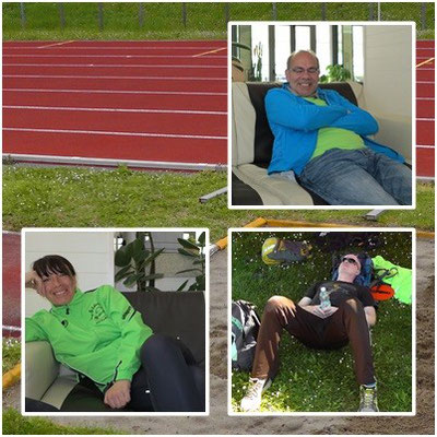 Trainer-Pause.. ;-)
