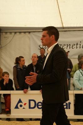 Richter der Rinderkategorien, Mario Nydegger
