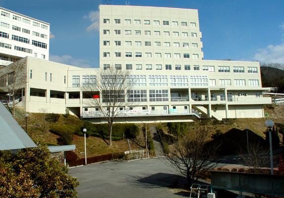 大学広場の現況写真