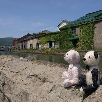 小樽運河 otaru