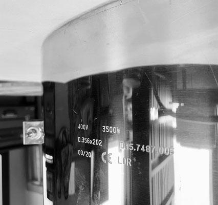 resistenze semi fascia in ceramica LORENZONI