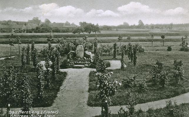 Andreas-Bolde-Denkmal aus dem Jahr 1934
