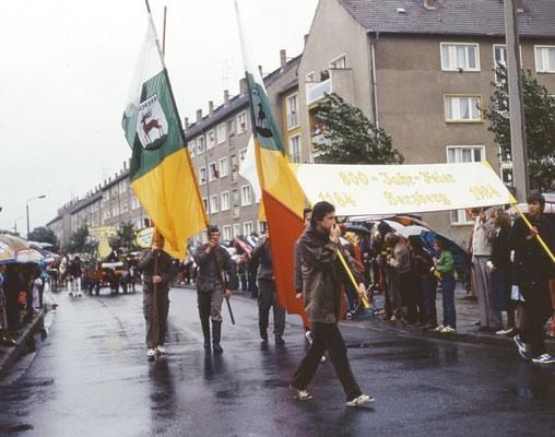 Festumzug zur 800-Jahrfeier 1984