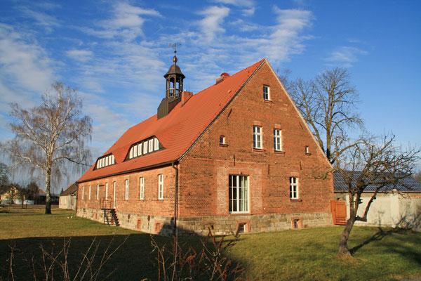 Das Rittergut Rahnisdorf heute