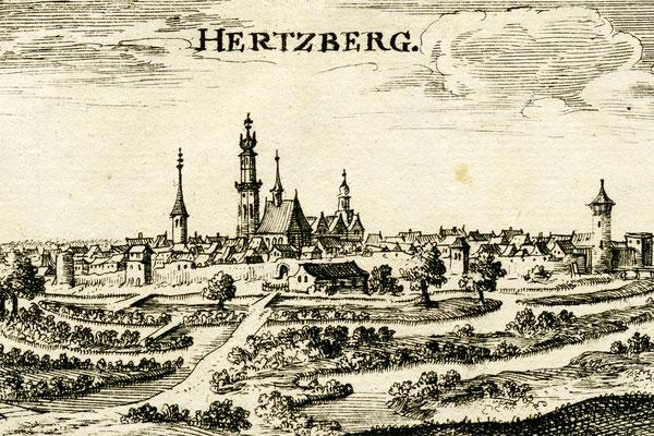 Geschichte der Stadt Herzberg/Elster