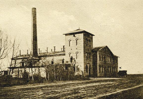 Stärkefabrik