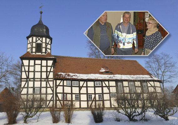 Vortrag zur Reformation in der Elbe-Elster-Gegend in Arnsnesta 2017