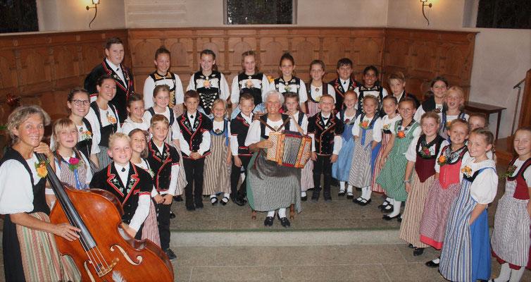 Kirchenkonzert 20.10.2019