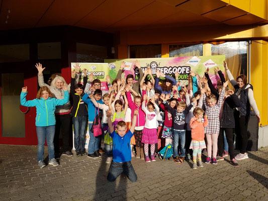 Schwiizergoofekonzert in Biberist 2018