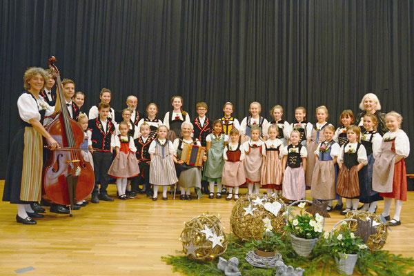 Jumiläumskonzert in Kallnach 2016