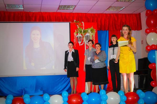 Представление участников конкурса