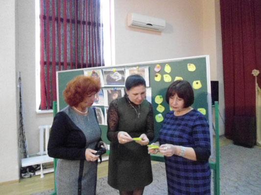 Муниципальный семинар преподавателей естественного цикла