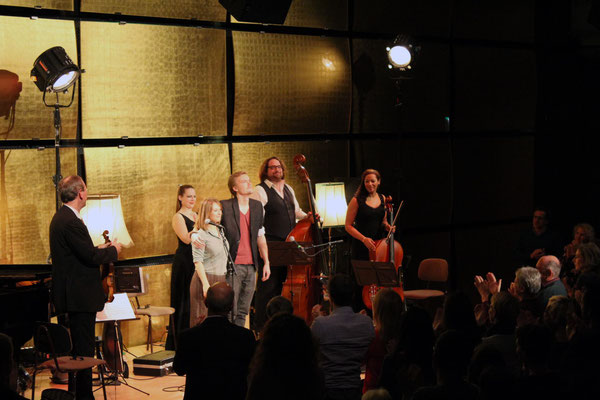 "Wiener Musikverein (Gläsener Saal) mit ""Wiener Blond"", Nov. 2016"