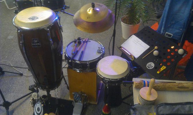 ...Perkussion
