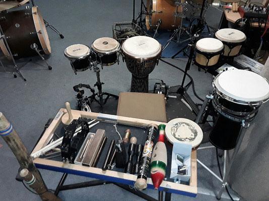 Pekussionsinstrumente