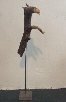 It's a horse: Boshoutjes, metalen voet