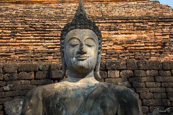 2019  02 - Sukhotai , Wat Mahathat  -L10A6040