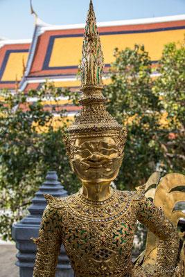 2019  02 - Bangkok , Wat Phra Kaew  -L10A5503