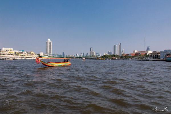 2019  02 - Bangkok, Fleuve Chao Phraya   -L10A5135