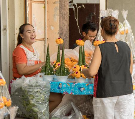 2019  02 - Bangkok, Marche aux fleurs   -L10A5092