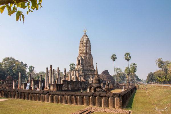 2019  02 - Si Satchanalai , Wat Phra Si Rattana Mahathat Chaliang  -L10A6223