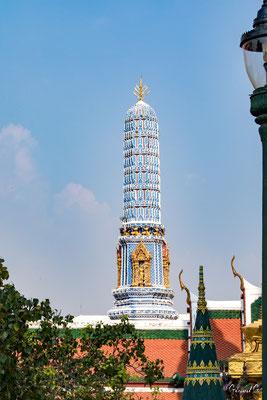 2019  02 - Bangkok , Wat Phra Kaew  -L10A5501