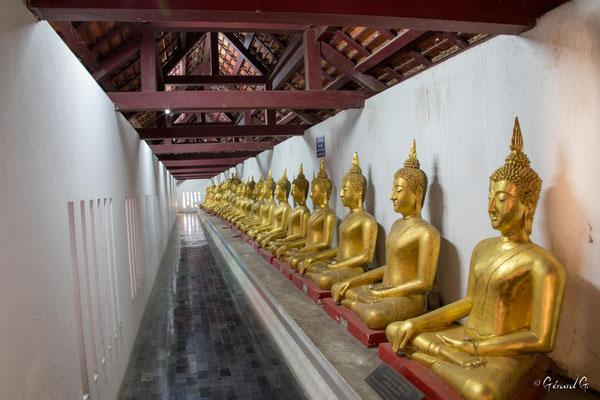 2019  02 - Phitsanulok , Wat Phra Si Ratana Mahathat  -L10A5902