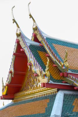 2019  02 - Bangkok , Wat Kalayanimit  -L10A5149
