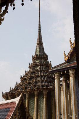 2019  02 - Bangkok , Wat Phra Kaew  -L10A5462