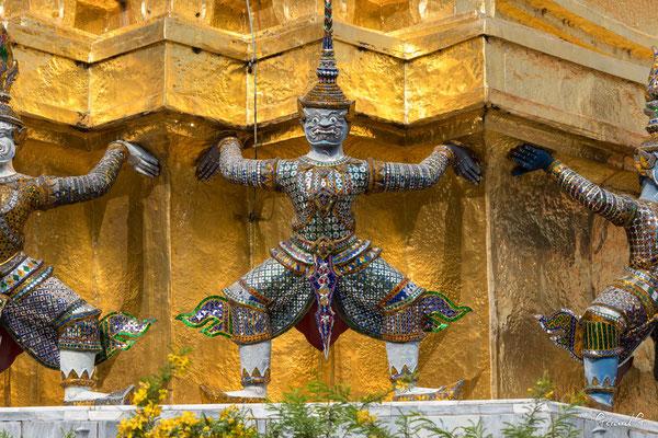 2019  02 - Bangkok , Wat Phra Kaew  -L10A5476