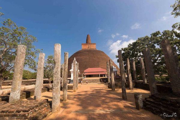 Anuradhapura, Abhayagiri Stupa