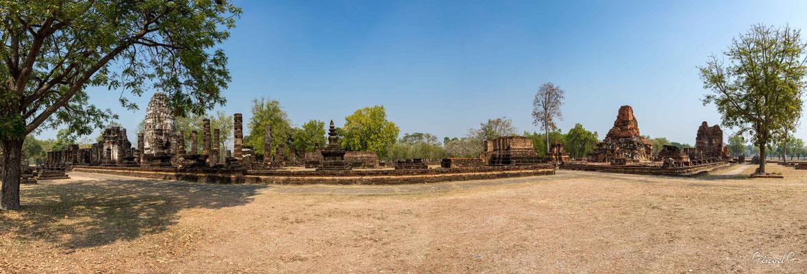 2019  02 - Sukhotai , Wat Phra Phai Luang  -L10A5993-Panorama
