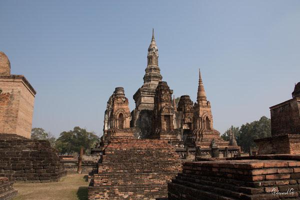 2019  02 - Sukhotai , Wat Mahathat  -L10A6035