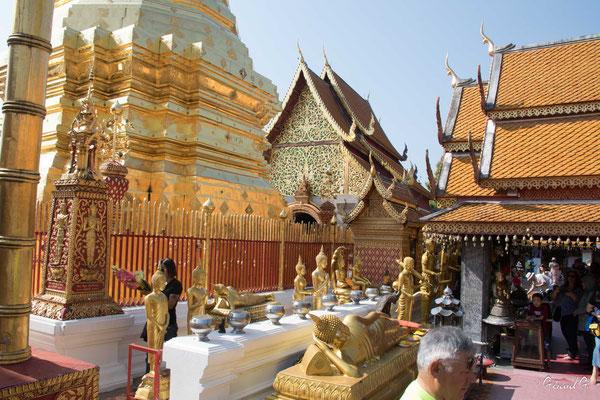 2019  02 - Chiang Mai , Wat Phra That Doi Suthep  -L10A6964