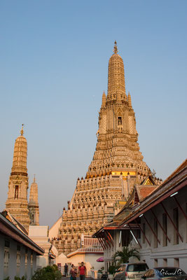 2019  02 - Bangkok , Wat Arun (Temple de l'Aube)  -L10A5304