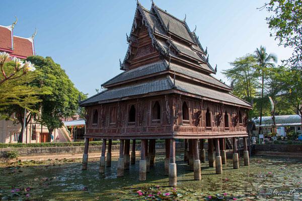 2019  02 -  Ubon Ratchathani, Wat Thung Si Muang  -L10A7110