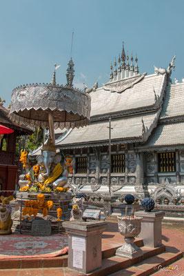 2019  02 - Chiang Mai , Wat Sri Suphan  -L10A7070