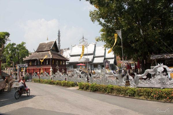 2019  02 - Chiang Mai , Wat Sri Suphan  -L10A7067