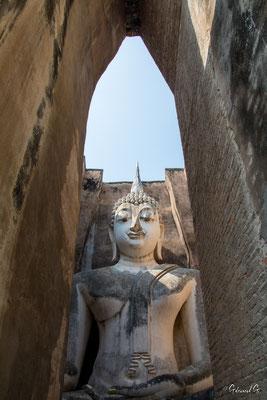 2019  02 - Sukhotai , Wat Sri Chum  -L10A5968