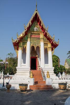 2019  02 -  Ubon Ratchathani, Wat Thung Si Muang  -L10A7100