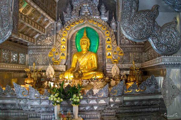 2019  02 - Chiang Mai , Wat Sri Suphan  -L10A7073