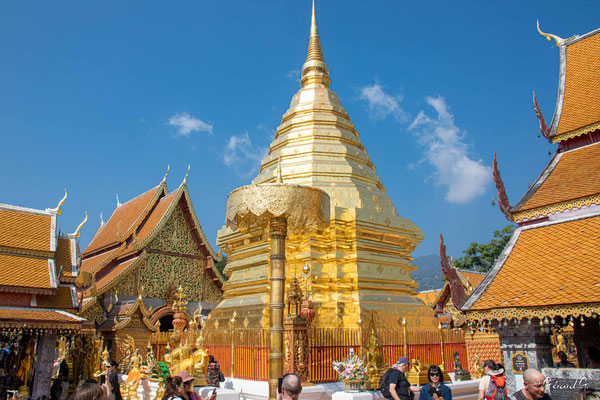 2019  02 - Chiang Mai , Wat Phra That Doi Suthep  -L10A6985