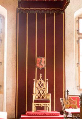Le Palais Royal - la salle de la Diète