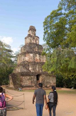 Polonnaruwa, Sathmahal Pasada