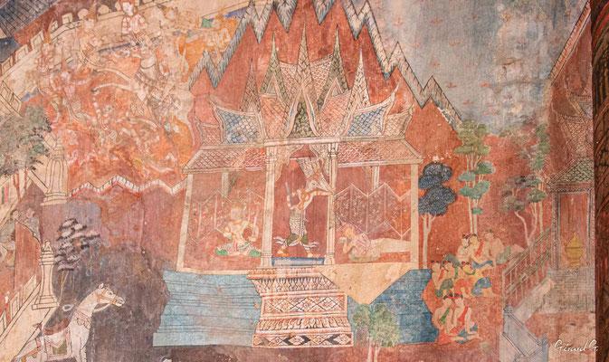 2019  02 -  Ubon Ratchathani, Wat Thung Si Muang  -L10A7102