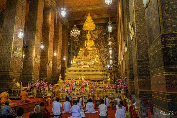 2019  02 - Bangkok , Wat Pho  -L10A5598