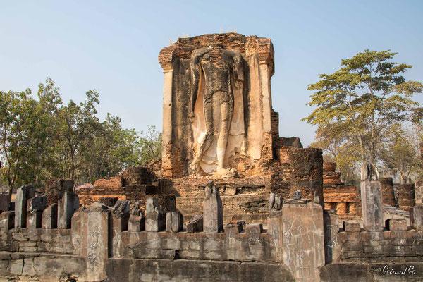2019  02 - Sukhotai , Wat Chetuphon  -L10A5928