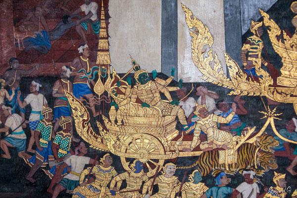2019  02 - Bangkok , Wat Phra Kaew  -L10A5514